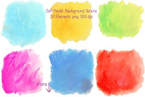 Soft Pastel Texture Background