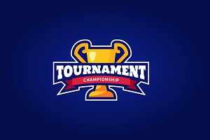 Tournament Logo Sport | 50% OFF