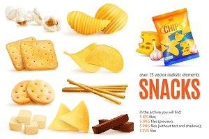 Salty Snack Set