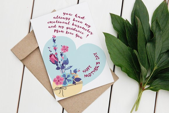 Mother's Day Card V01