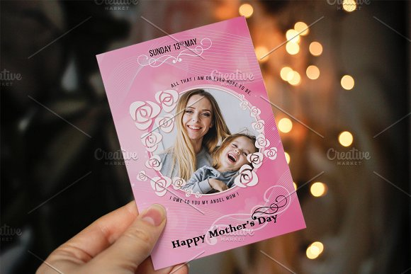 Mother's Day Card V06