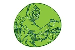 Herbicide Pesticide Control Extermin