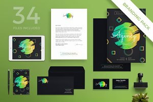 Branding Pack | Fashion Agency