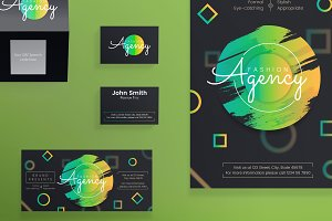 Print Pack | Fashion Agency