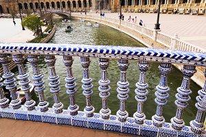 Seville, Spain , Spain square