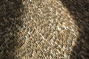 Cordoba , Spain , pebbles street