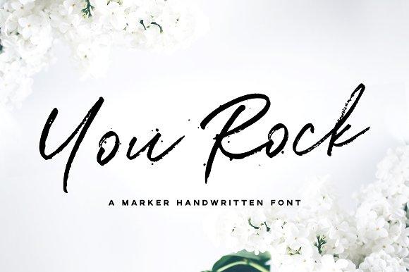 Handwritten Font Bundle Is Back Script Fonts Creative Market