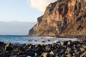 Playa del ingles beach, La Gomera