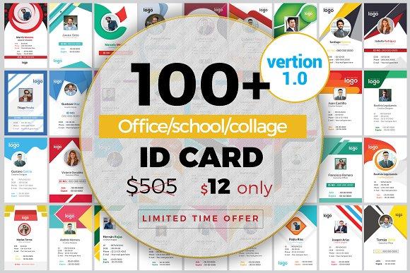 100 Id Card Design 97% Off