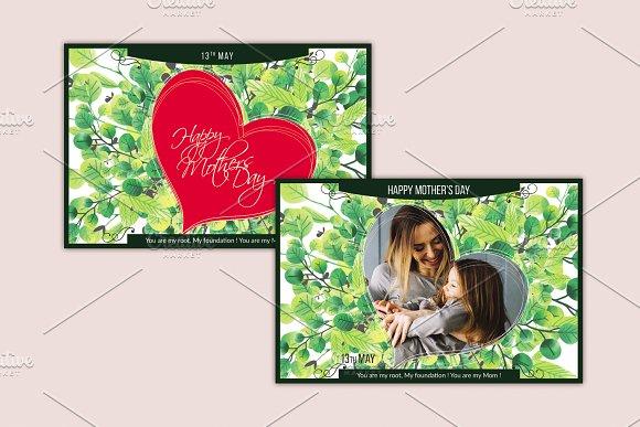 Mother's Day Card V07
