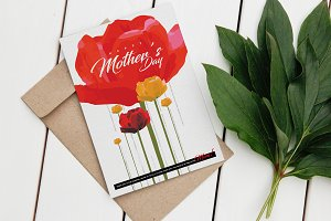 Mother's Day Card - V08