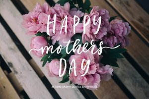 Happy Mother's - photo overlays