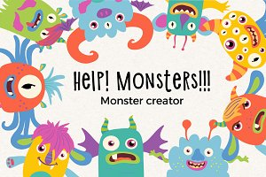 Help! Monsters!!!