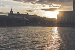 europe city architecture silhouette skyline