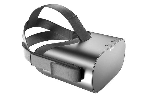 3D Electronics: Miroslav IV. - Oculus Go