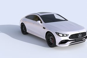 Mercedes Amg Gt 2019