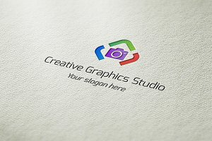 Creative Graphics Studio Logo
