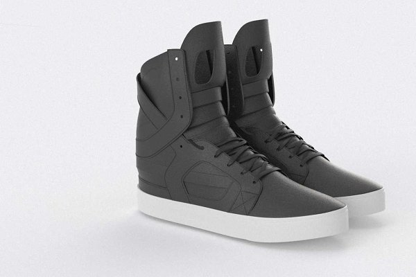 3D Tools: Miroslav IV. - Supra Skytop 2 Shoes