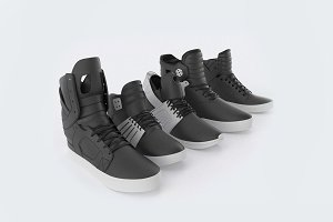 Supra Skytop Shoes Collection