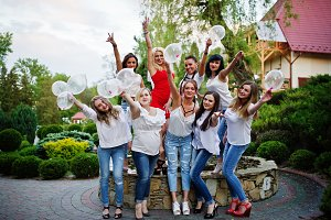 Bachelorette crazy party