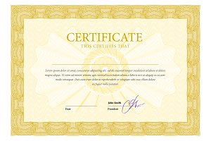 Certificate216