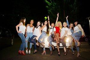 Bachelorette crazy party