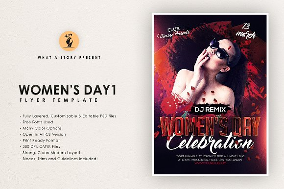 Women's Day 1