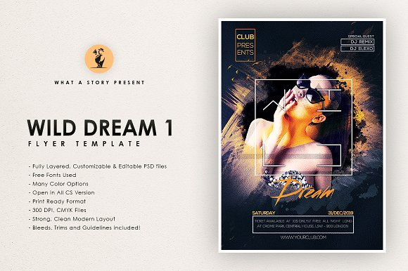 Wild Dream 1