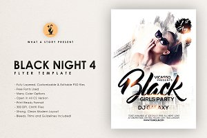 Black Night  4