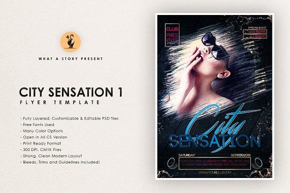 City Sensation 1