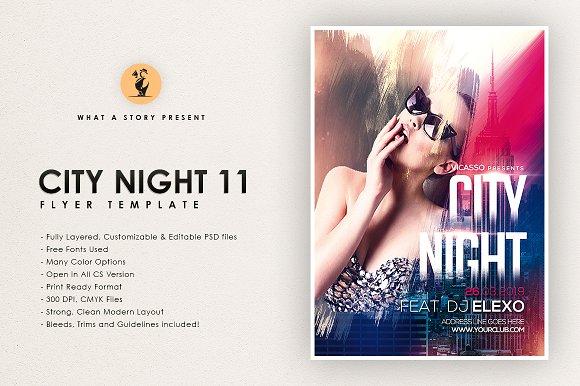 City Night 11