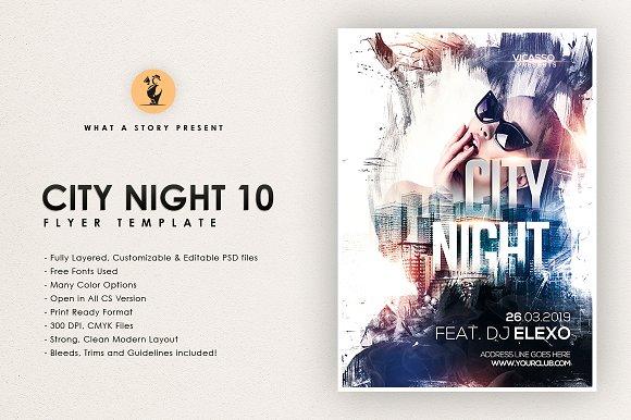 City Night 10