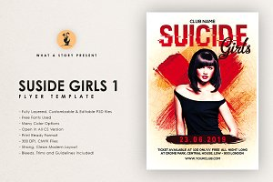 Sucide Girls 1