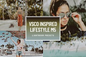 VSCO M5 blogger lightroom presets