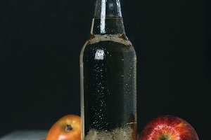 Alcoholic Apple cider
