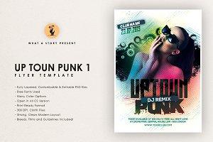 Up Town Punk 1