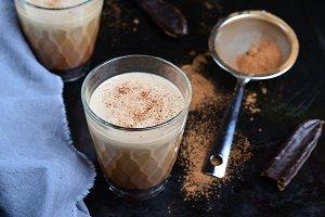 Carob Drink, Cocoa