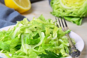 Healthy Cabbage Salad