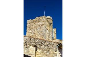 Buildings in Saint-Emilion, a UNESCO heritage site in France