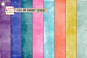 Full-On Shabby {seven}