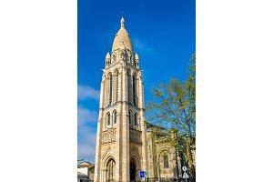 Sainte Marie de La Bastide church in Bordeaux, France