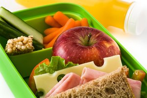 Healthy school lunch