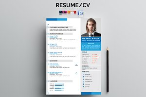 Word Resume & Cover Letter