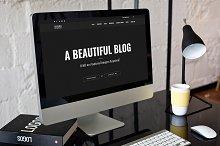 Sigurd – WordPress theme for writers