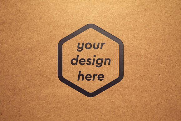 Paper Surface Mock-up 4