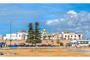 Cityscape of Essaouira, a UNESCO world heritage site in Morocco