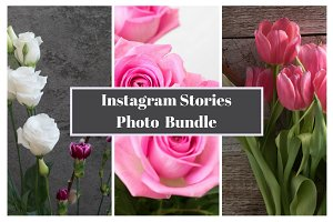 Instagram Stories Photo Bundle