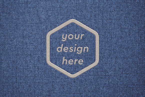 Textile Surface Mock-up 1