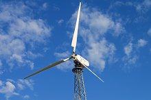 A wind power generator
