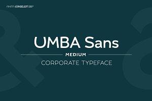 Umba Sans Medium